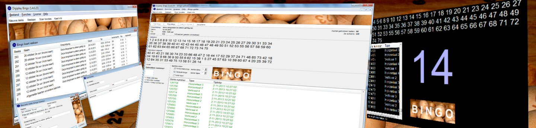 Radio Bingo Software